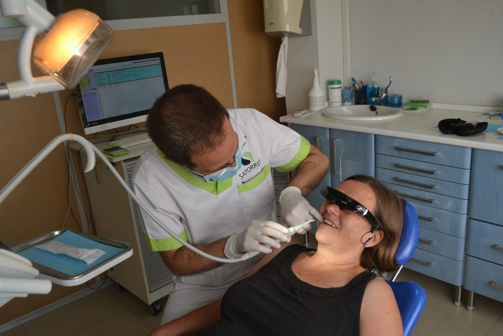 Gafas Clínica Dental Satorres